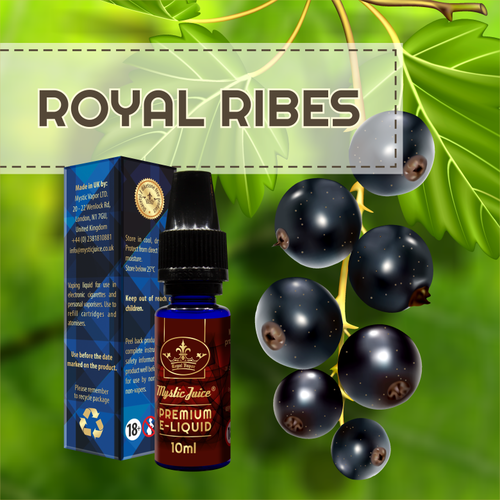 Royal Ribes by Mystic - 10ml