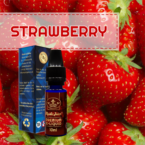 Strawberry by Mystic - 10ml