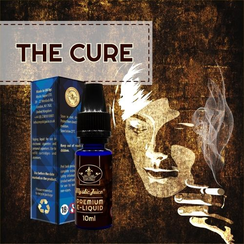 The Cure by Mystic - 10ml