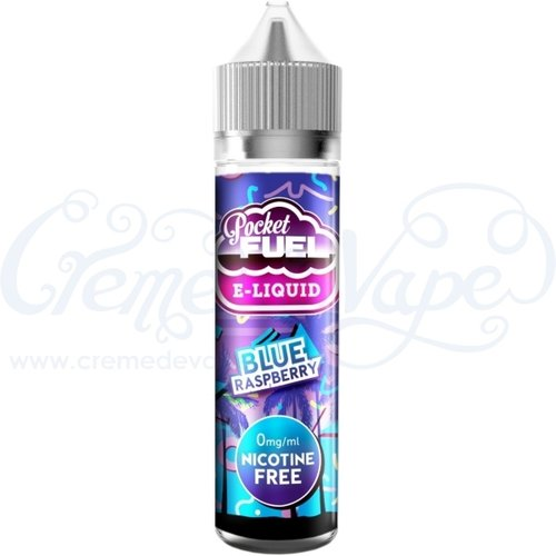 Blue Raspberry by Pocket Fuel - 50ml Shortfill