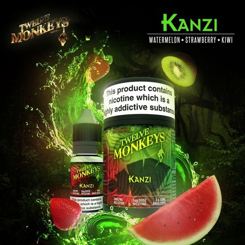Kanzi by Twelve Monkeys - 3x10ml