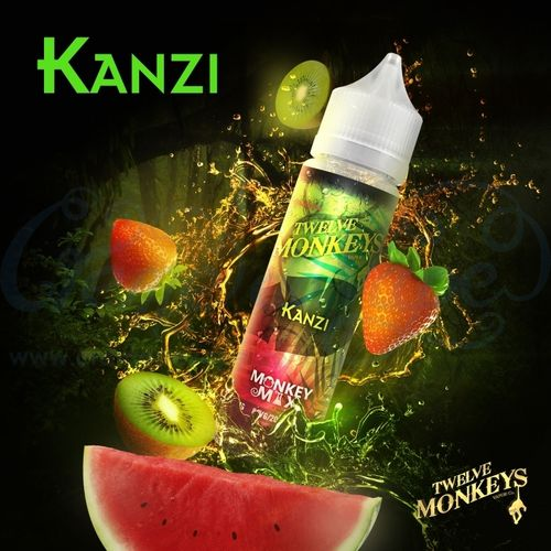 Kanzi by Twelve Monkeys - 50ml Shortfill