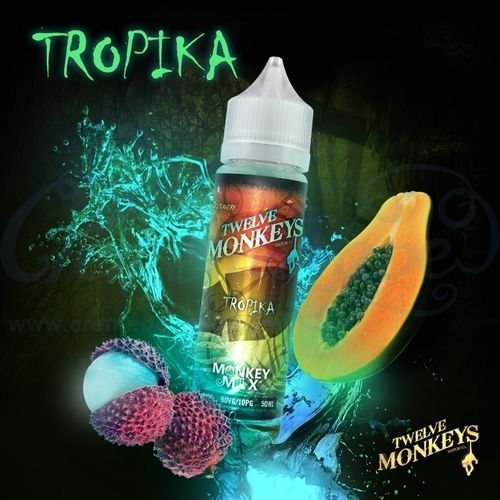 Tropika by Twelve Monkeys - 50ml Shortfill