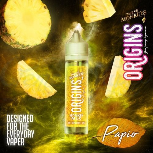 Papio by Twelve Monkeys - 50ml Shortfill