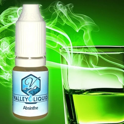 Absinthe by Valley liquids - 10ml