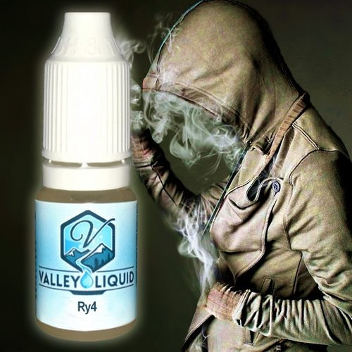 RY4 by Valley liquids - 10ml