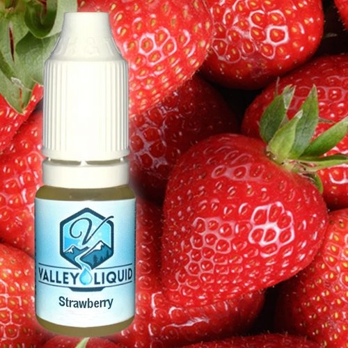 Strawberry by Valley liquids - 10ml
