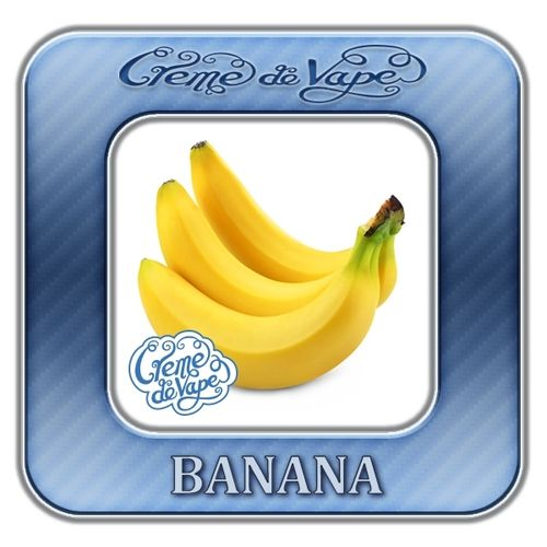 Banana by Creme de Vape - 10ml