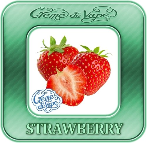 Strawberry Creme de Vape HS Essence - 50ml