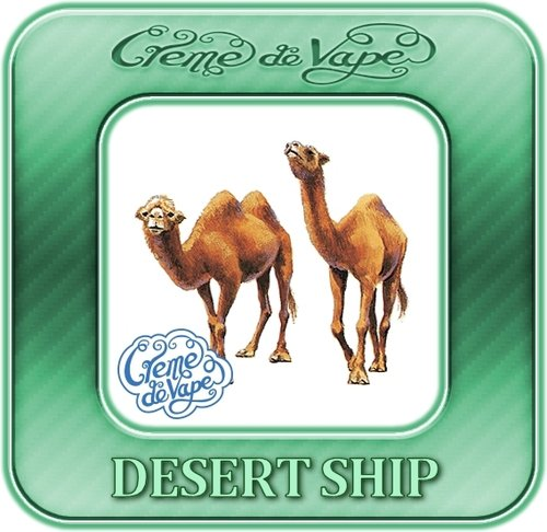 Desert Ship Creme de Vape HS Essence - 50ml