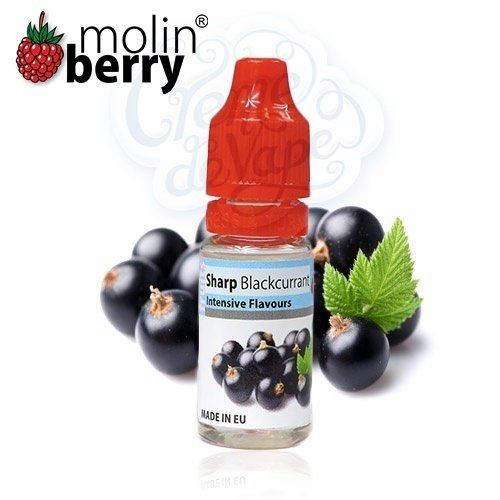 Blackcurrant - Molinberry Flavour Concentrate 10ml