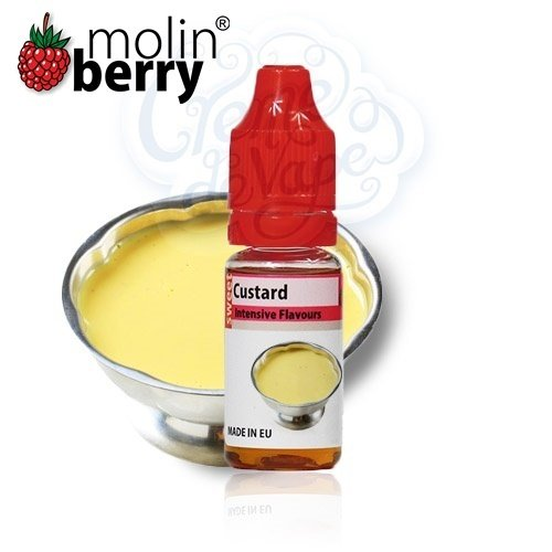 Custard - Molinberry Flavour Concentrate 10ml