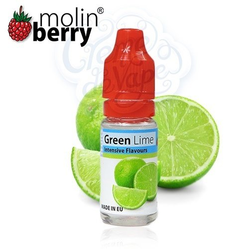 Lime - Molinberry Flavour Concentrate 10ml