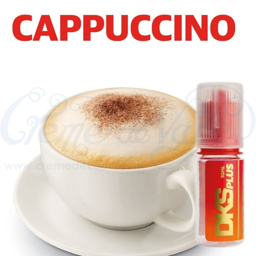 Cappuccino - DKS Plus Flavour Concentrate 10ml