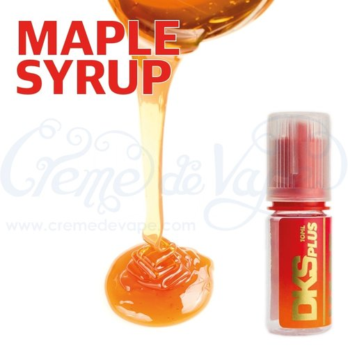 Maple Syrup - DKS Plus Flavour Concentrate 10ml