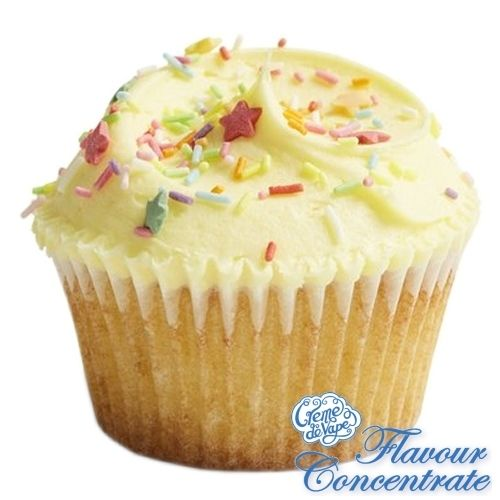 Vanilla Cupcake Flavour Concentrate - 10ml