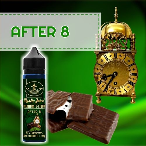 After 8 by Mystic - 50ml Shortfill