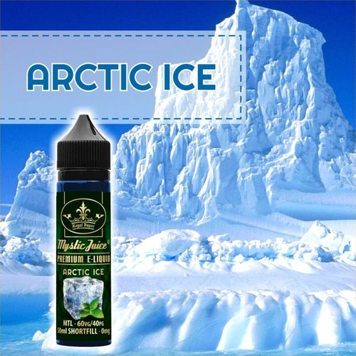 Arctic Ice by Mystic - 50ml Shortfill