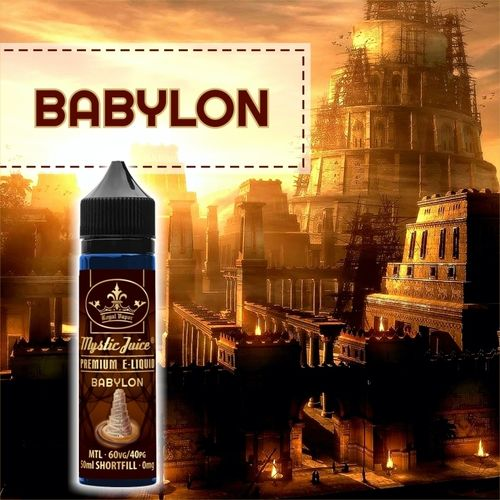 Babylon by Mystic - 50ml Shortfill