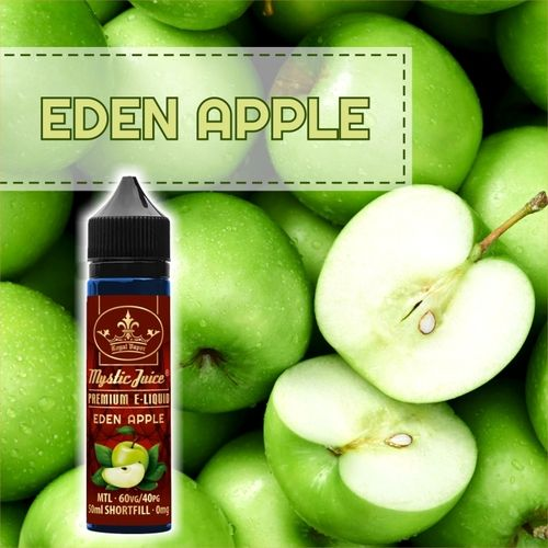 Eden Apple by Mystic - 50ml Shortfill