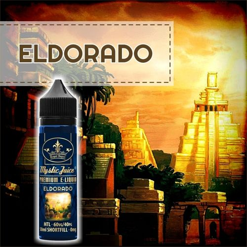 Eldorado by Mystic - 50ml Shortfill