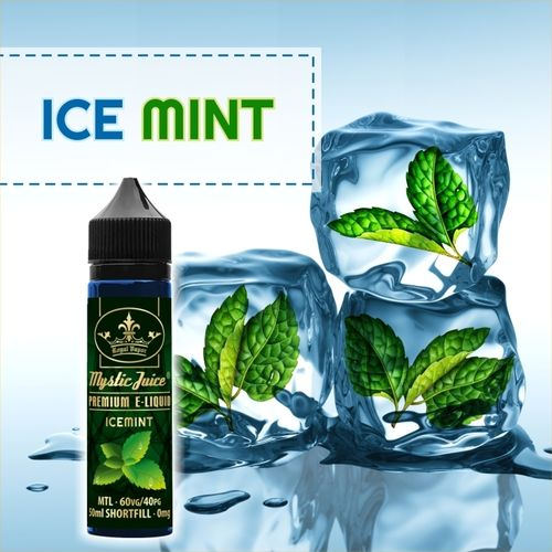 Icemint by Mystic - 50ml Shortfill