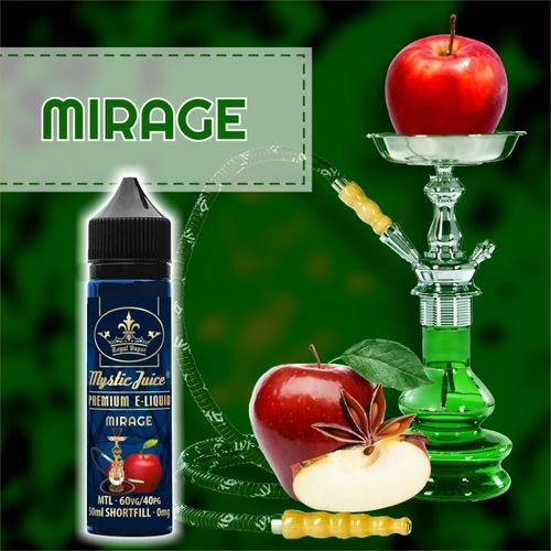 Mirage by Mystic - 50ml Shortfill