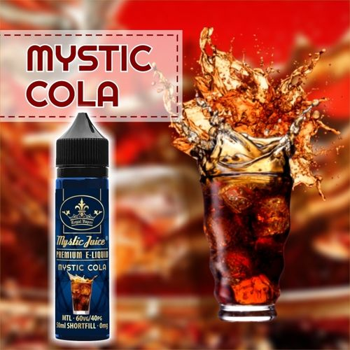 Mystic Cola by Mystic - 50ml Shortfill
