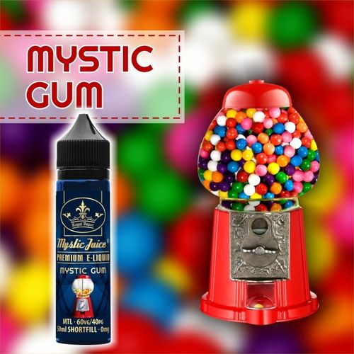 Gum by Mystic - 50ml Shortfill