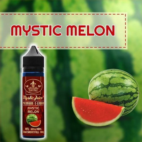 Melon by Mystic - 50ml Shortfill