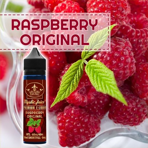 Raspberry Original by Mystic - 50ml Shortfill