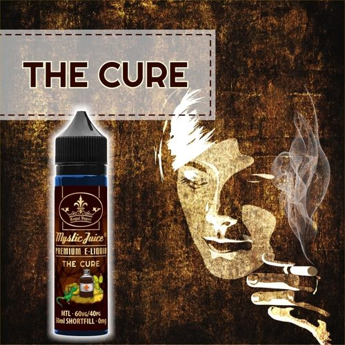The Cure by Mystic - 50ml Shortfill