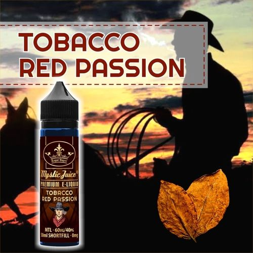Red Passion by Mystic - 50ml Shortfill
