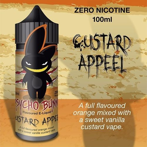 Custard Appeel by Psycho Bunny - 100ml Shortfill