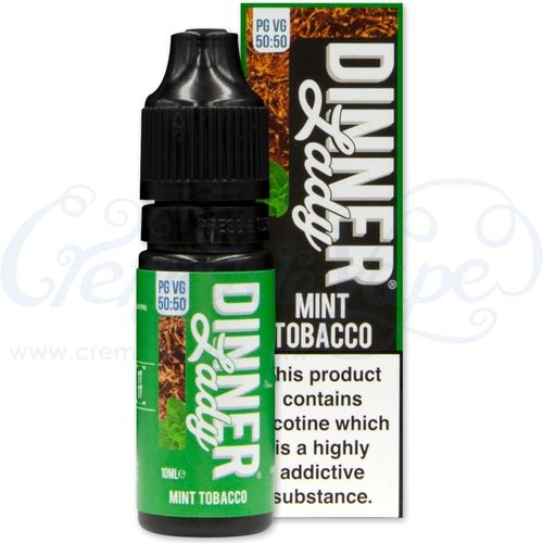Mint Tobacco by Dinner Lady - 10ml