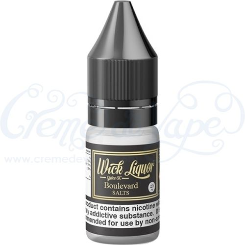Boulevard Nic Salt by Wick Liquor - 10ml