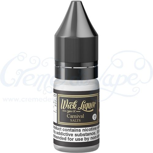 Carnival Nic Salt by Wick Liquor - 10ml