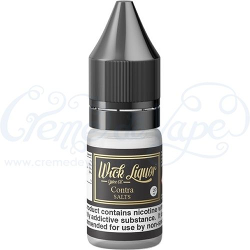 Contra Nic Salt by Wick Liquor - 10ml