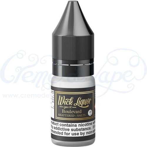 Boulevard Shattered Nic Salt by Wick Liquor - 10ml