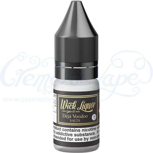 Deja Voodoo Nic Salt by Wick Liquor - 10ml
