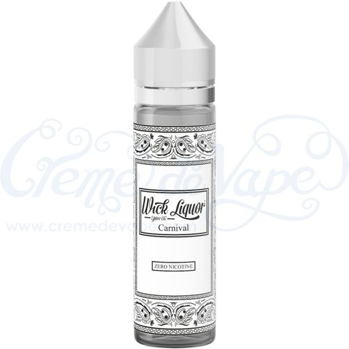 Carnival by Wick Liquor - 50ml shortfill