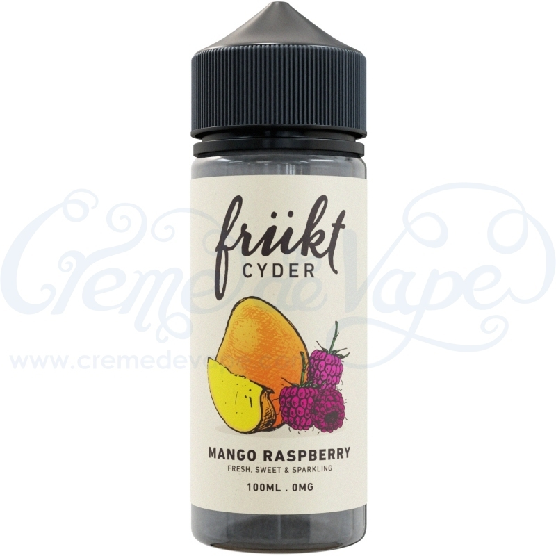 Mango Raspberry by Frukt Cyder - 100ml Shortfill
