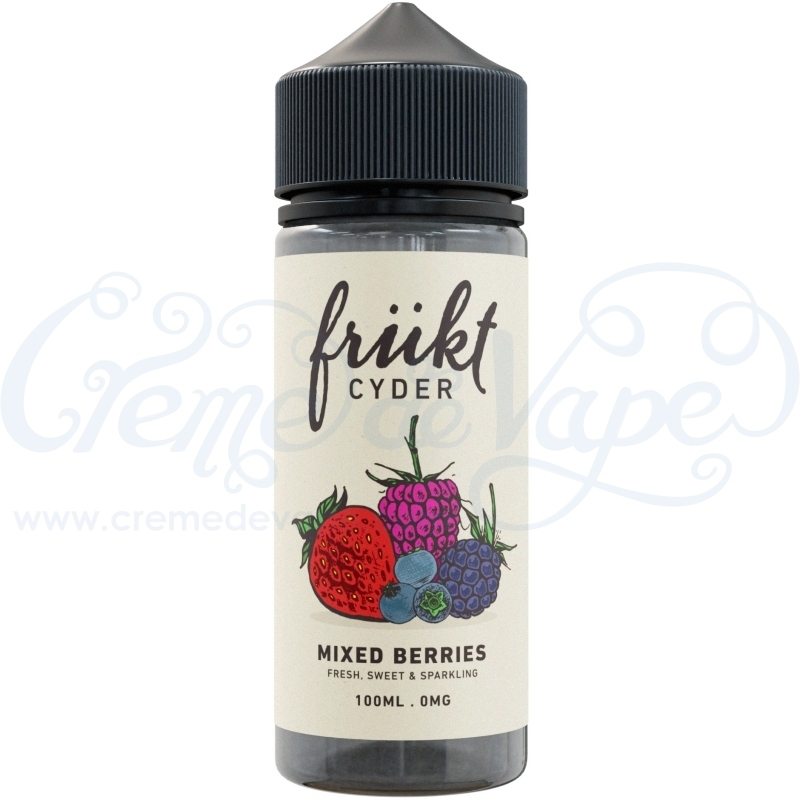 Mixed Berries by Frukt Cyder - 100ml Shortfill
