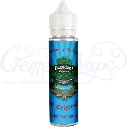 Raspberry Dripple - by Decadent Vapours - 50ml shortfill