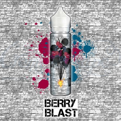 Berry Blast - by Decadent Vapours - 50ml shortfill
