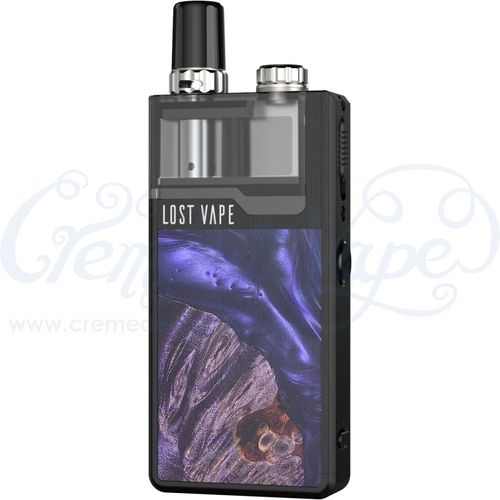 Lost Vape Orion Plus DNA Pod Kit (Stabwood) - Black