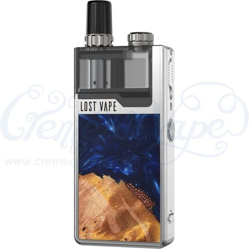 Lost Vape Orion Plus DNA Pod Kit (Stabwood) - Silver