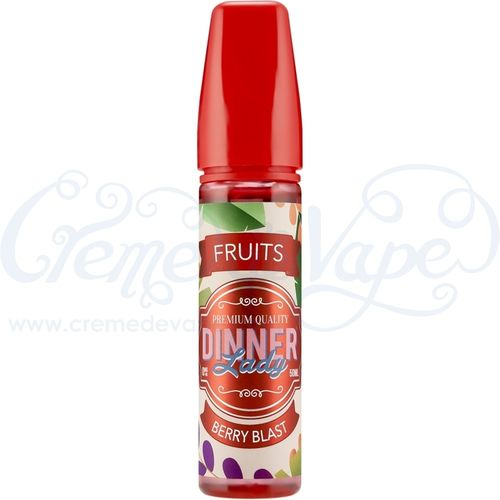 Berry Blast - by Dinner Lady - 50ml shortfill