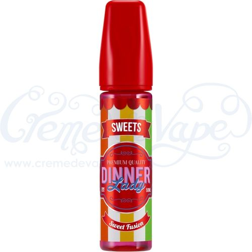 Sweet Fusion - by Dinner Lady - 50ml shortfill