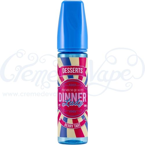 Berry Tart - by Dinner Lady - 50ml shortfill